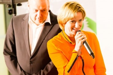 Karin Krobath und Axel Ebert Partner Identifire