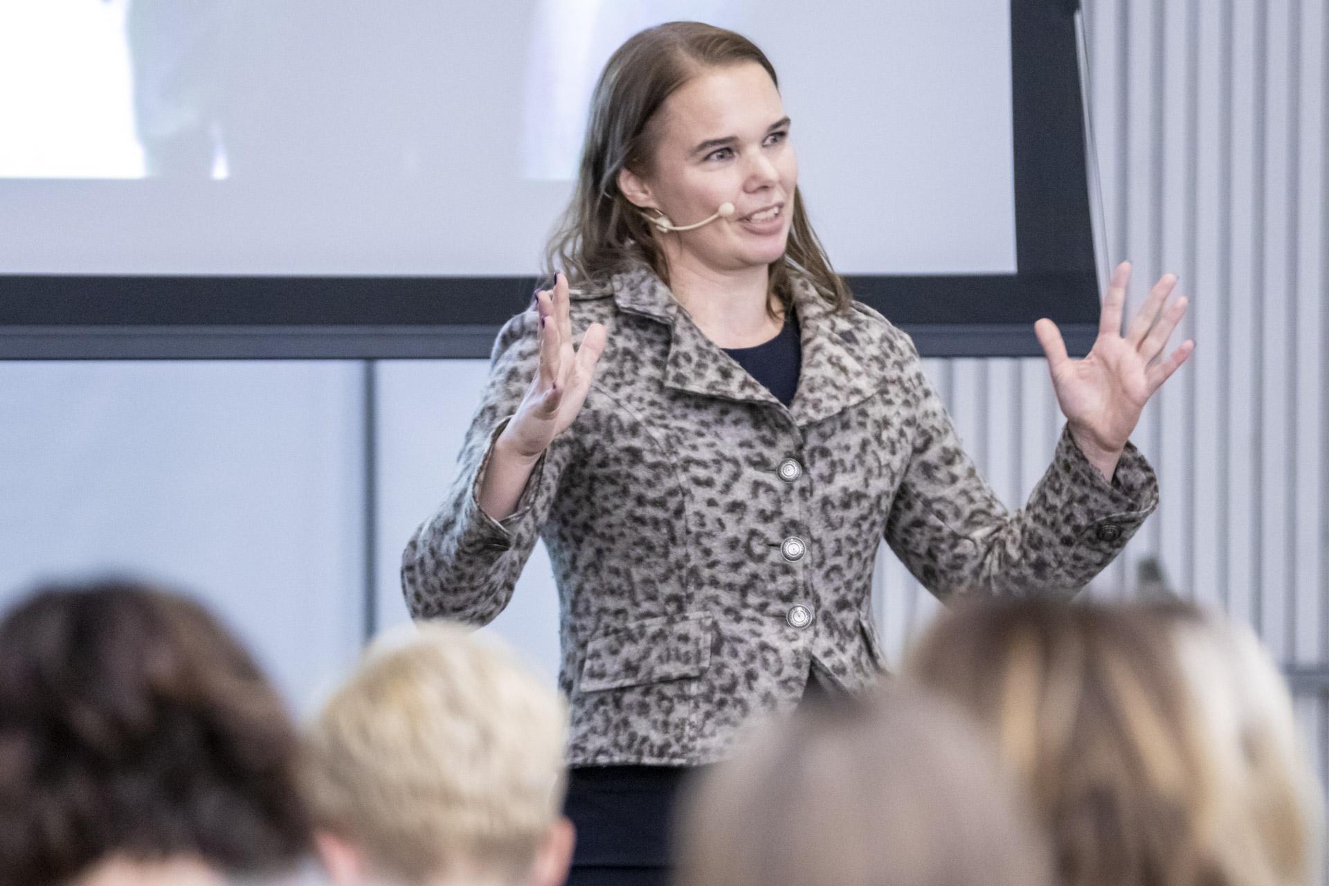 identifire corporate culture club vortrag keynote
