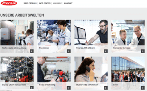 Fronius Case Karriereweb Employer Branding Kunde