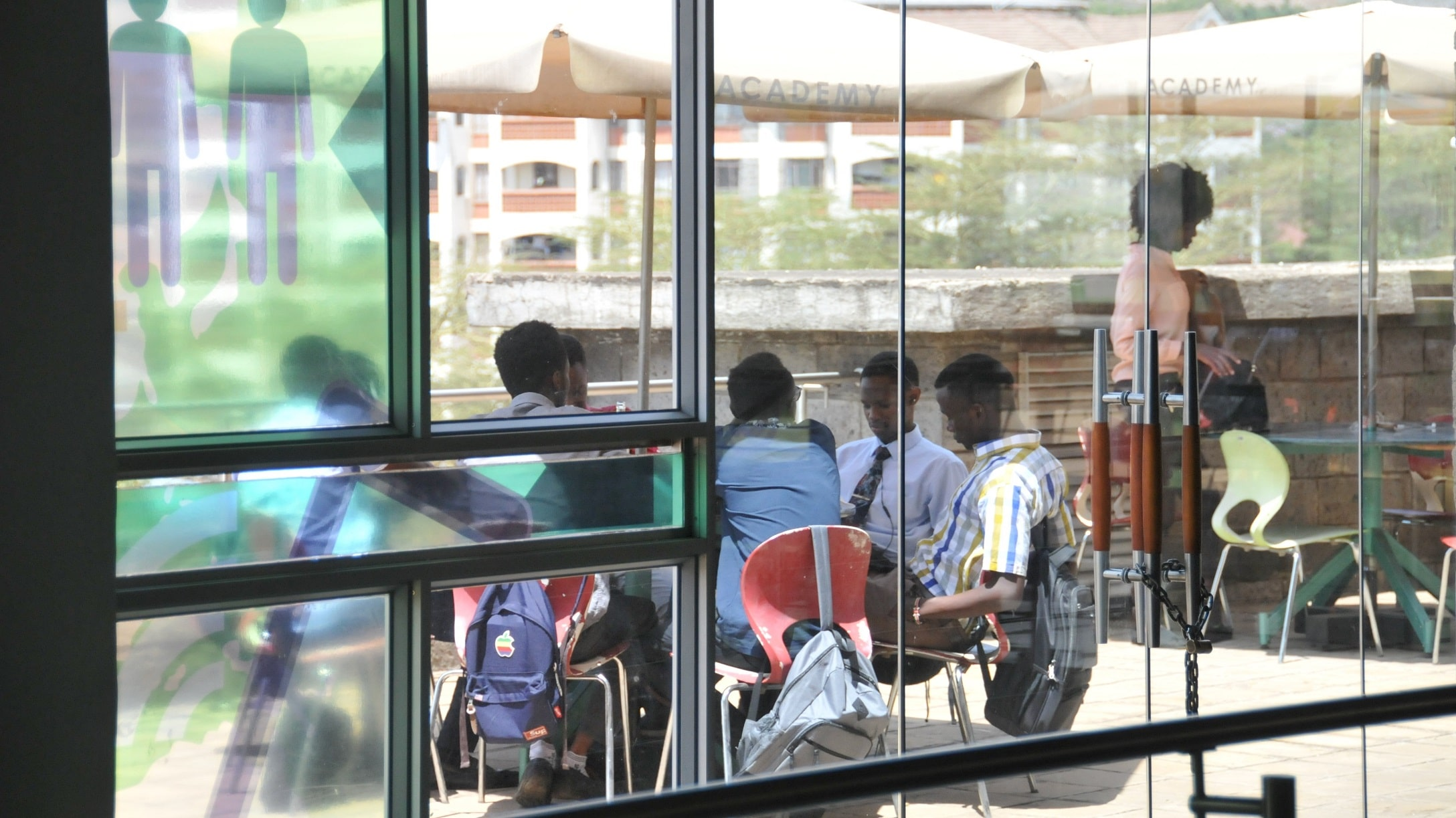 NextAfrica Learning Journey ins Silicon Savannah, Nairobi Kenia von identifire