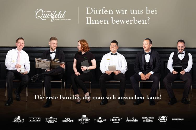Querfeld Employer Branding Kampagne Sujet identifire