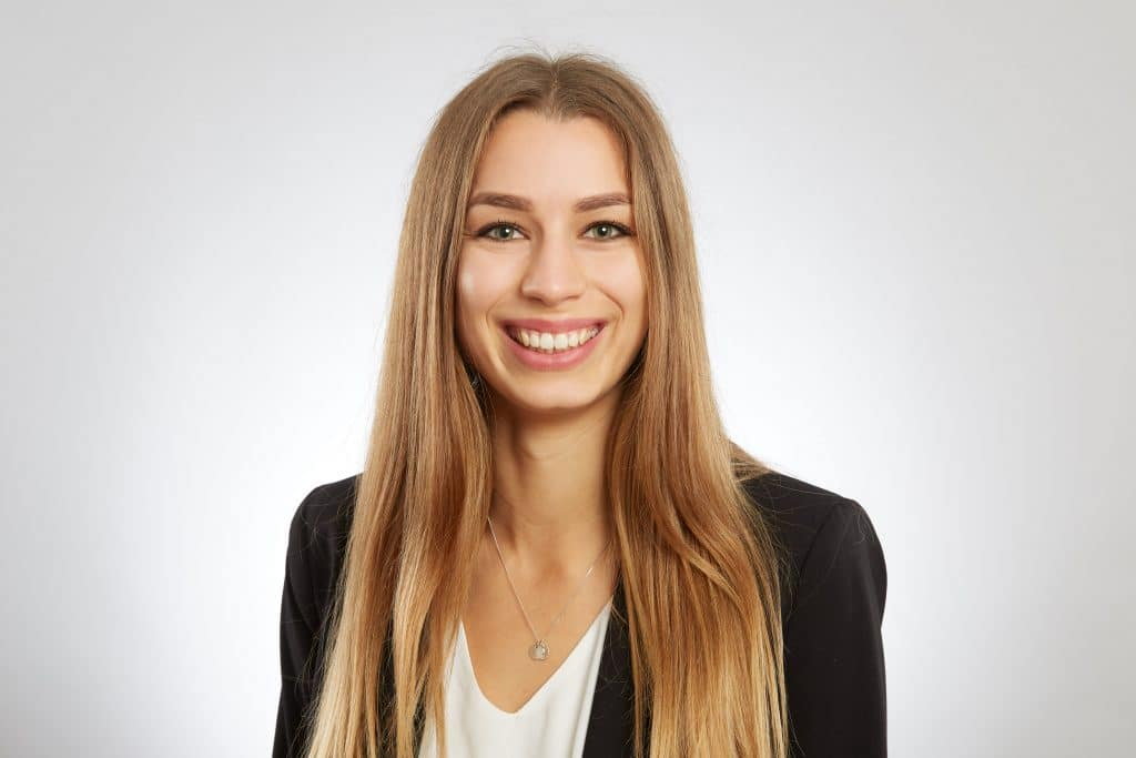 Johanna Kitzberger Marketingassistenz Identifire