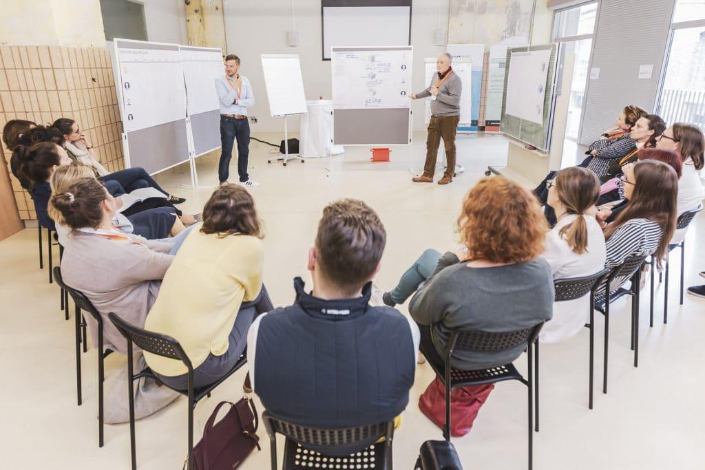corporate culture jam workshop