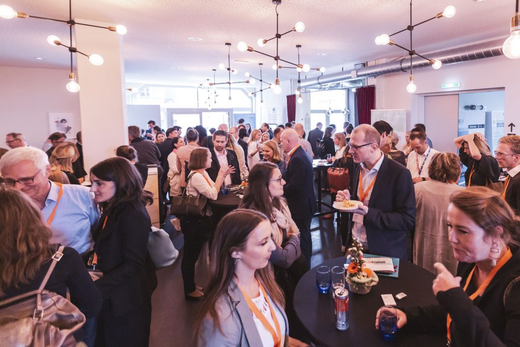 corporate culture jam networking teilnehmer