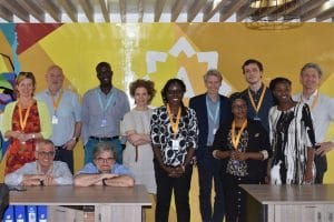 Gruppenfoto NextAfrica Learning Journey Silican Savannah Nairobi