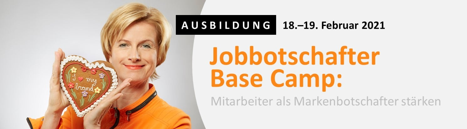 Jobbotschafter Base Camp identifire Slider Website